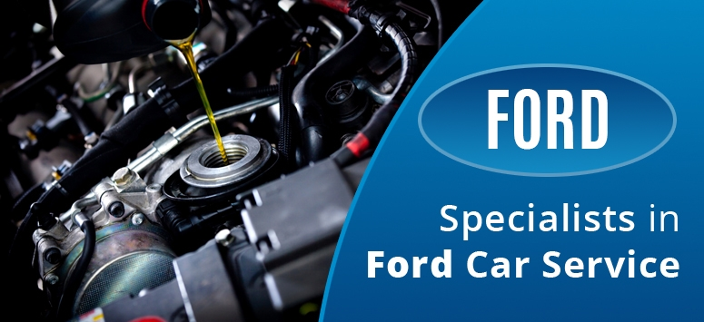 Ford Car Service Slide