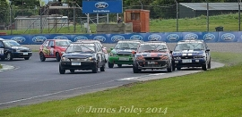 Mondello Park SC Car Race Meeting